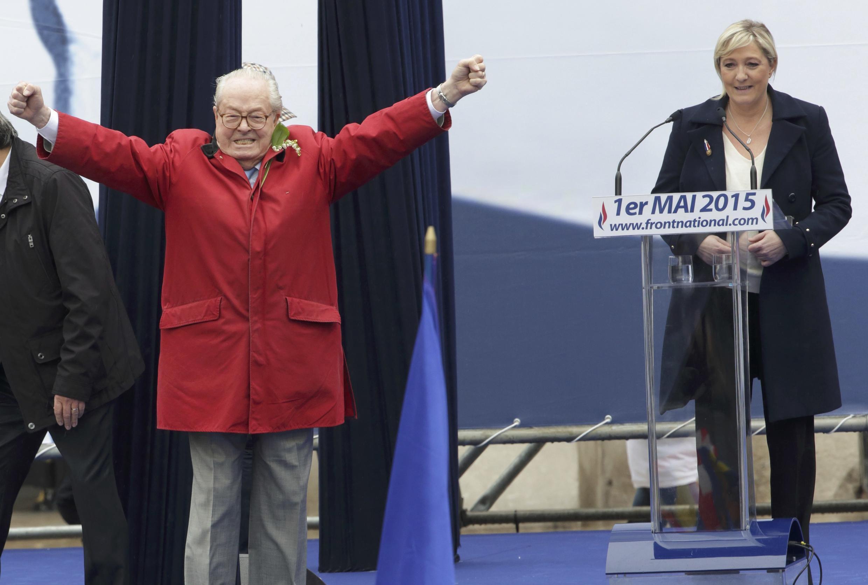 Jean-Marie Le Pen na Faransa