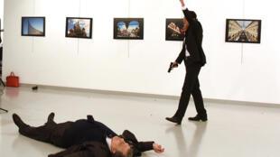 Mevlut Mert Altintas foi segurança do presidente turco Recep Erdogan, revelou a imprensa local.