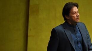 Imran Khan, le Premier ministre pakistanais.