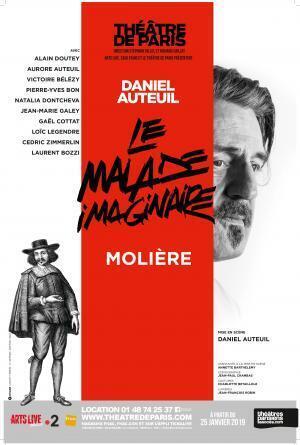 莫里哀的巔峰之作《無病呻吟》(LE MALADE IMAGINAIRE AVEC DANIEL AUTEUIL )