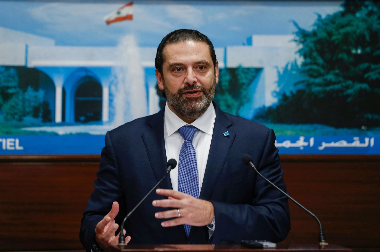 Saad Hariri, primeiro-ministro libanês.