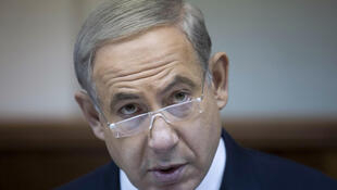 Waziri mkuu wa Uingereza, Benjamin Netanyahu