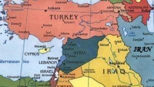 土耳其曾向伊拉克北部派部隊,據土耳其門戶新聞Zaman稱是打擊庫爾德武裝