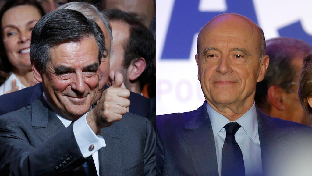 Wanasiasa François Fillon na  Alain Juppé wanaotafuta tiketi ya chama cha Republican nchini Ufaransa
