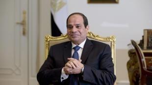 Rais wa Misri, Abdel Fattah al-Sisi