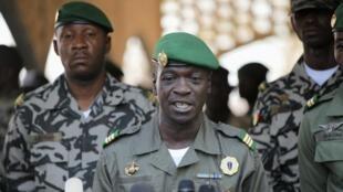 Le général Amadou Sanogo ne s'est pas présenté à son procès le 19 novembre 2013.