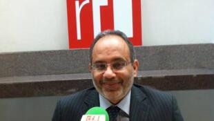 Carlos Lópes, Secretario General de la Comisión Económica para Africa (ECA) de la ONU.