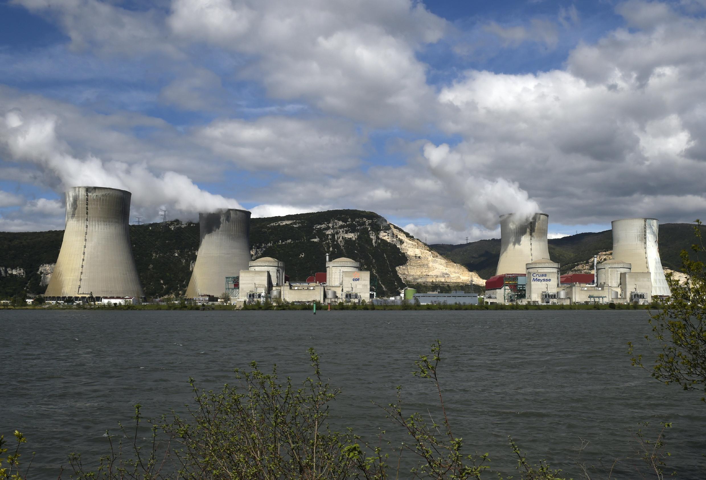 АЭС Крюа на юге Франции