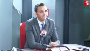 Julien Aubert, député, secrétaire général adjoint des Républicains sur RFI, le 13 juin 2019.