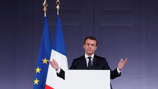 Le président de la République Emmanuel Macron présentera ce dimanche 31 décembre, ses tous 1ers voeux aux Français.