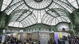 2017年巴黎國際當代藝術博覽會