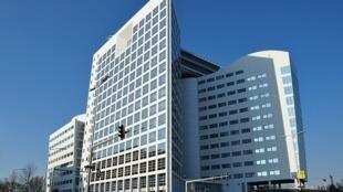 Siège de la CPI à La Haye, Pays-Bas.