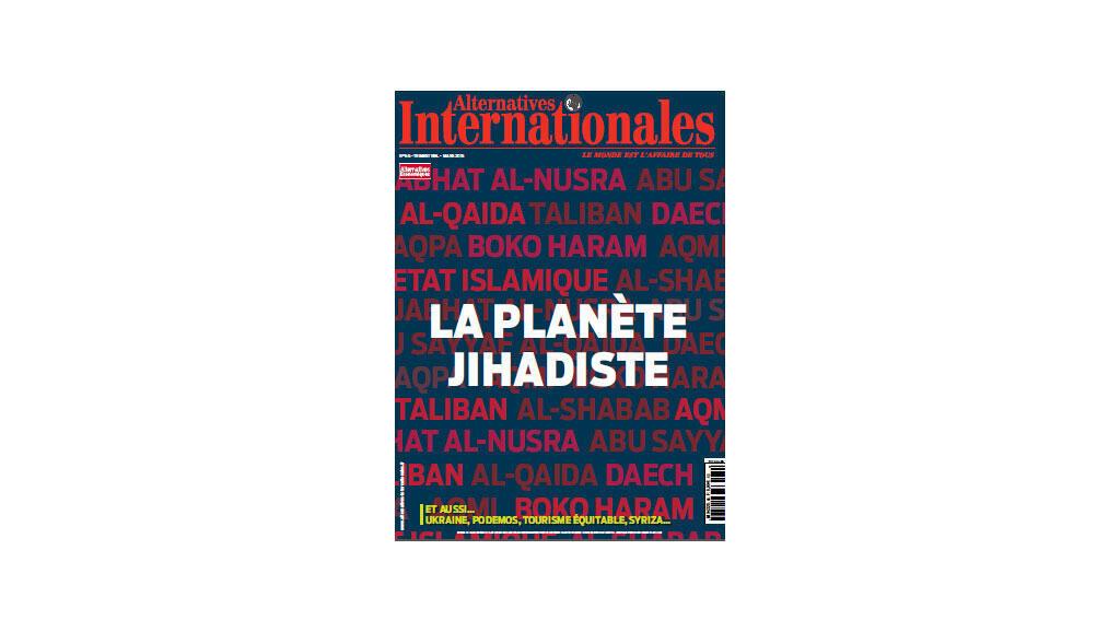 Alternatives internationales, mars 2015.
