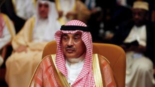 Kuwait's Foreign Minister Sheikh Sabah