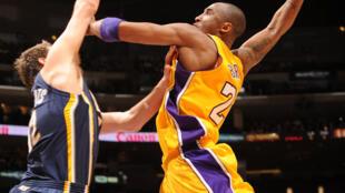 Kobe Bryant, morte duma estrela de basquetebol americano