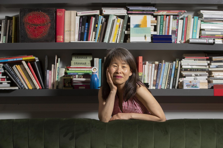L'écrivaine vietnamienne Kim Thuy vit au Canada