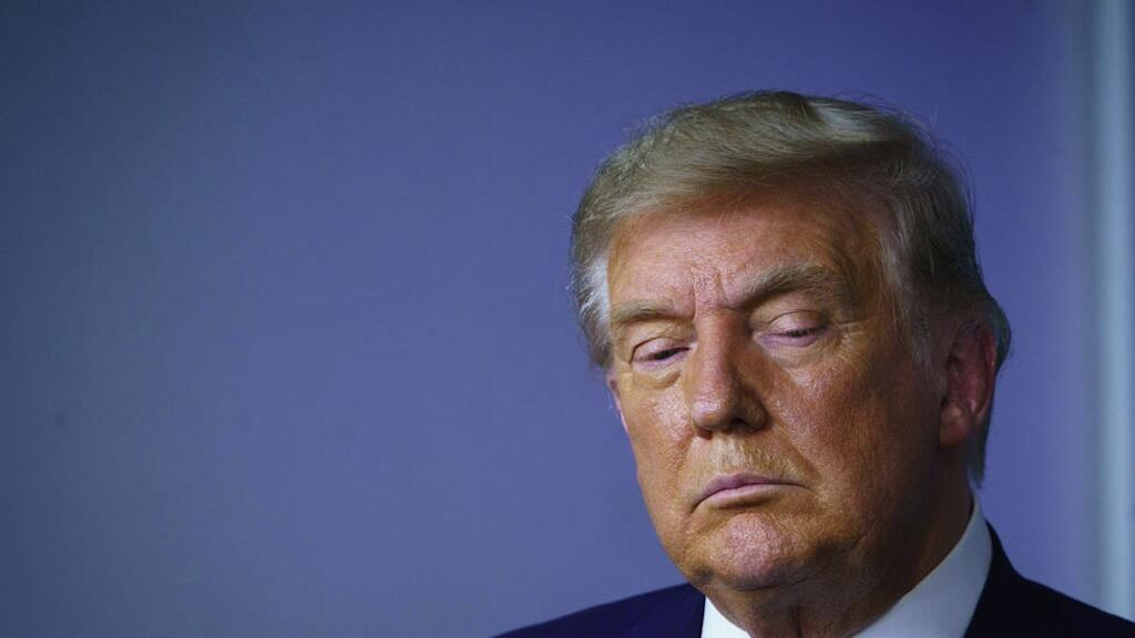 Donald Trump, Novemba 20, 2020.
