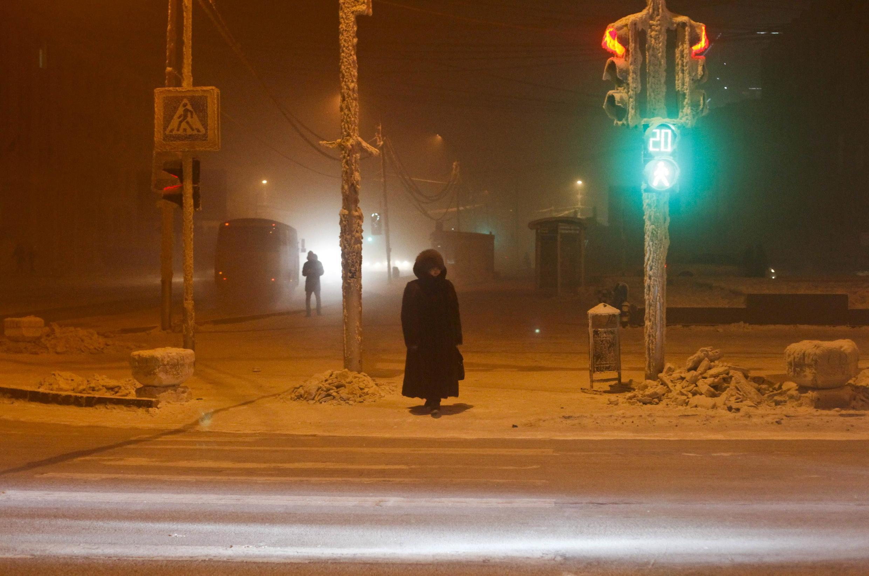 Якутск, 16/01/2012