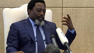 Rais wa  Joseph Kabila, anayemaliza muda wake