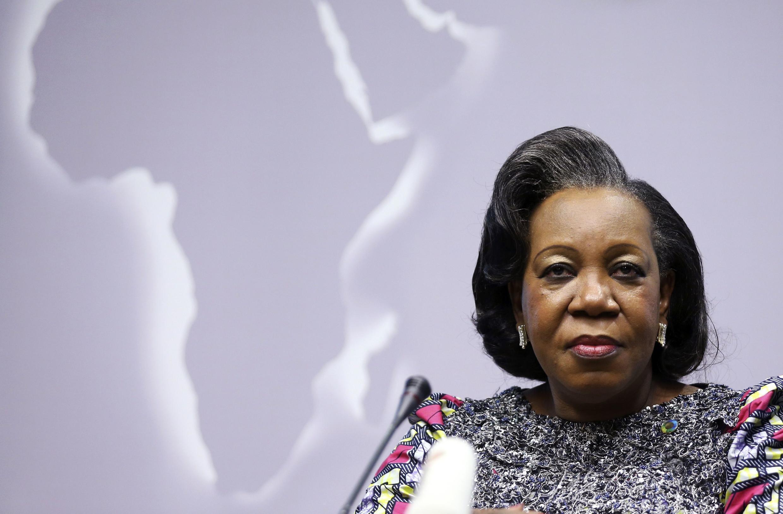 Catherine Samba-Panza, presidente de República Centro-Africana
