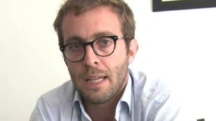 Emmanuel Colombié, diretor do escritório Américas da ONG Repórteres Sem Fronteiras.