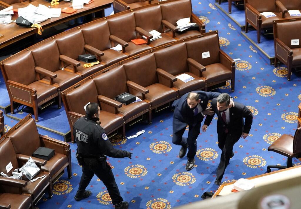 congres assaut capitole usa etats unis