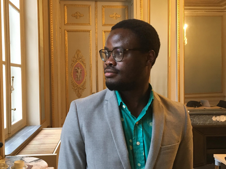 Kalvin Soiresse Njall, député belge.