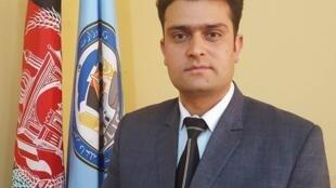 عبدالاحد ولی زاده، سخنگوی فرماندهی پولیس هرات