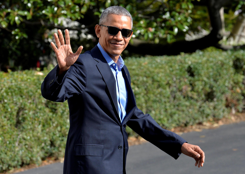 Tổng thống Mỹ Barack Obama, ngày 06/11/2016.