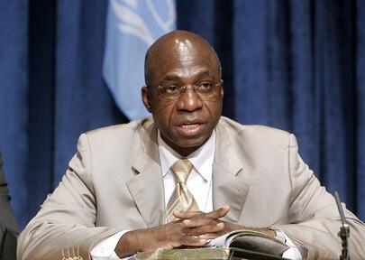 António Téte, Embaixador da União Africana junto da ONU.