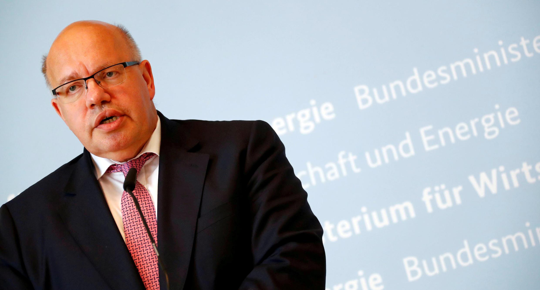 Министр экономики Германии Петер Альтмайер
