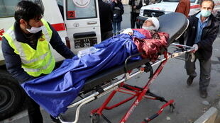 AFGHANISTAN-ATTACK kaboul