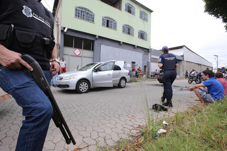 Kwa mujibu wa chama cha polisi, visa 144 vya mauaji vilitekelezwa tangu kuzuka kwa mgomo huo Februari 4, katika jimbo la Espirito Santo,Februari 9, 2017.
