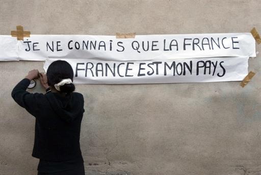 """""""Sólo conozco Francia. Francia es mi país."""""""