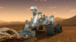 La sonde Curiosity a prouvé que les conditions pour qu'il y ait eu de la vie sur Mars étaient réunies.