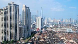 Thượng Hải : TQ trước nguy cơ vỡ bong bóng địa ốc