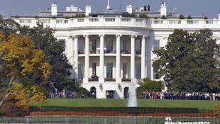 A Casa Branca, Washington.
