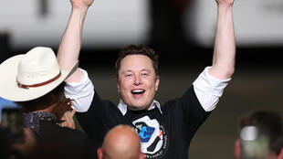 Tesla CEO Elon Musk is now the world's wealthiest person thanks to a surge in the electric car company's share price