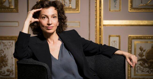 Audrey Azoulay vai chefiar a Unesco.