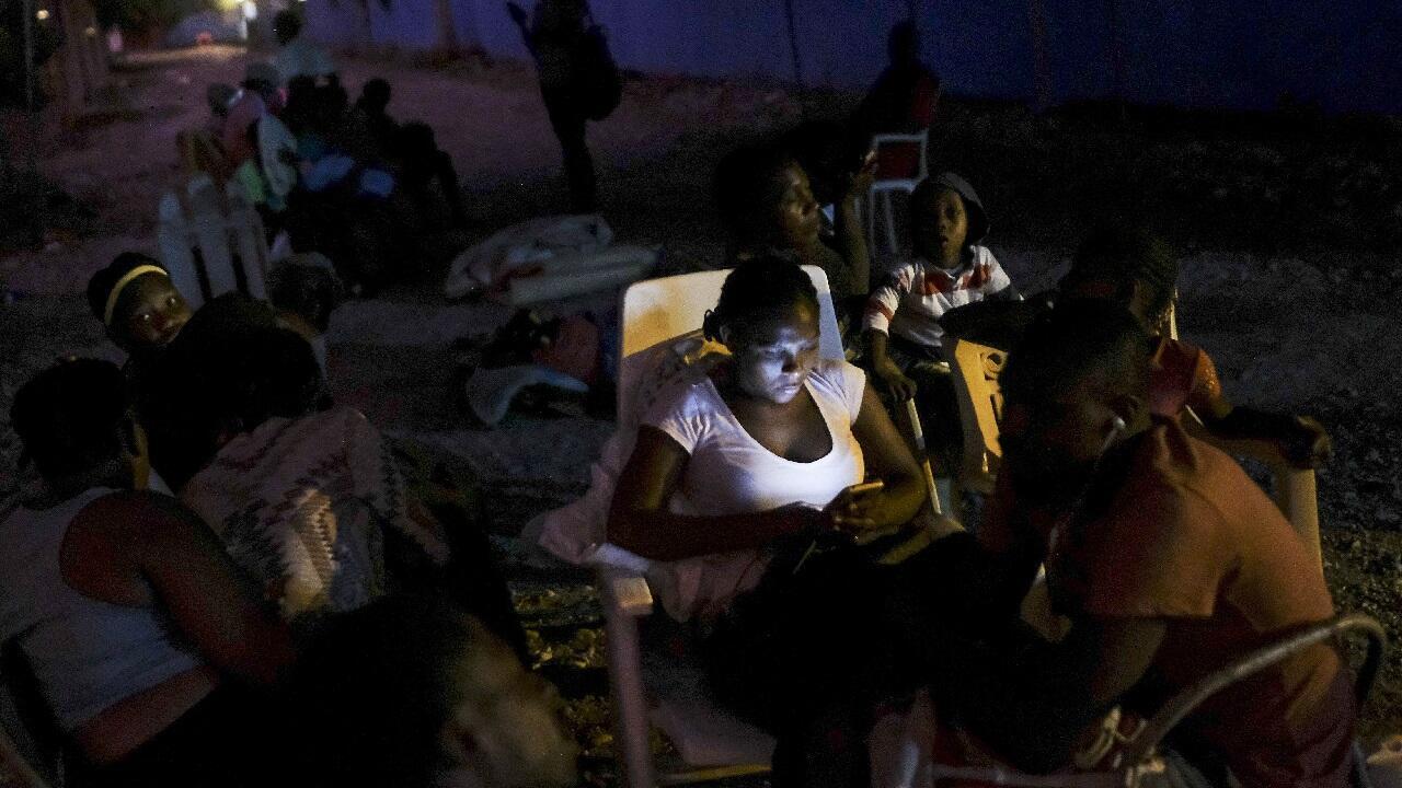 PHOTO Haïti Les Cayes - 16 août 2021