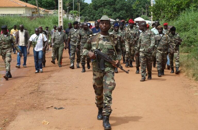 Dakarun Sojin Guinea Bissau