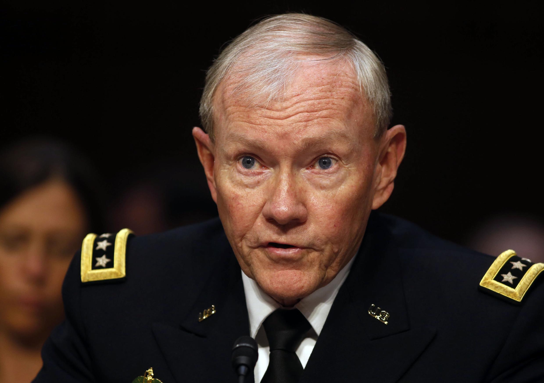مارتین دمپسی- رئیس ستاد مشترک ارتش آمریکا