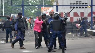 Depuis plusieurs jours, des violences font rage à Kinshasa.