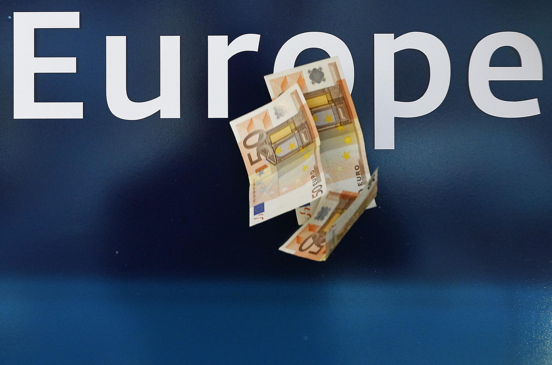 В зоне евро (иллюстрация)