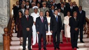 Gwamantin Shugaba Andy Rajoelina na Madagascar