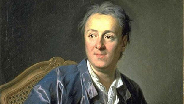 法国启蒙哲人、『百科全书』主编狄德罗