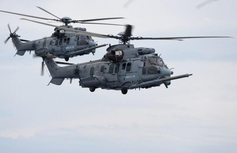 Франция продала Кувейту 30 вертолетов