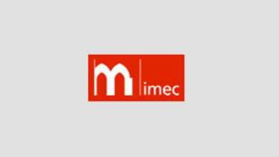 Logo de l'Institut mémoires de l'édition contemporaine de Caen.