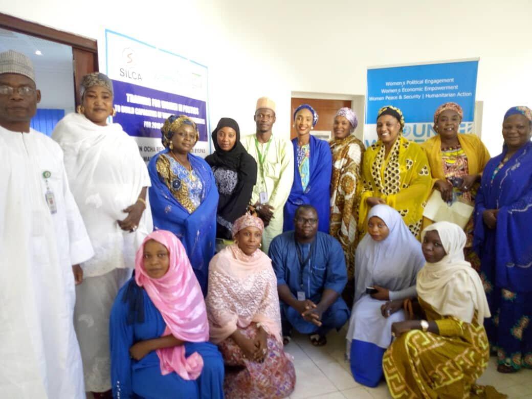 Lors d'une rencontre organisée par la la Swift Relief Foundation.