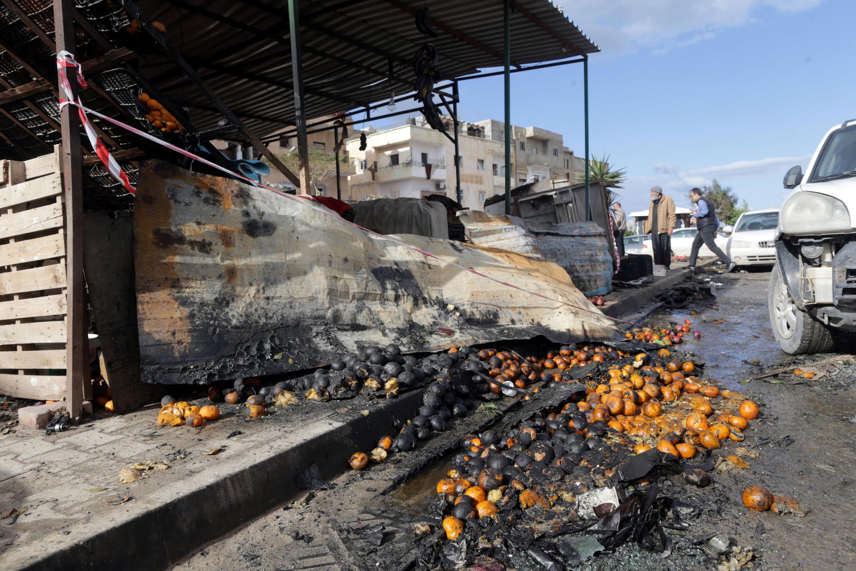 В результате взрывов в Бенгази погибли как минимум 34 человека.